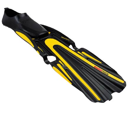 Mares Volo Race Fins Yellow