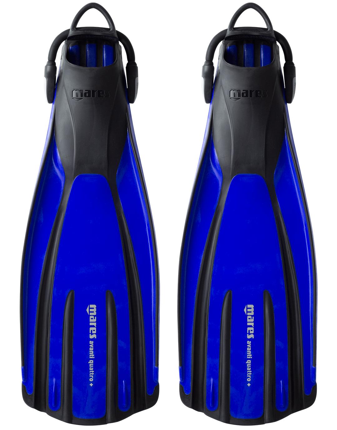 Mares Avanti Quattro Open Heel Fins
