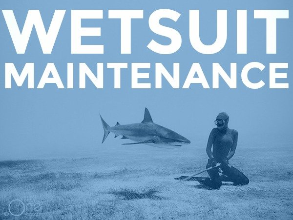 3 Tips How To Best Care For Your Wetsuit