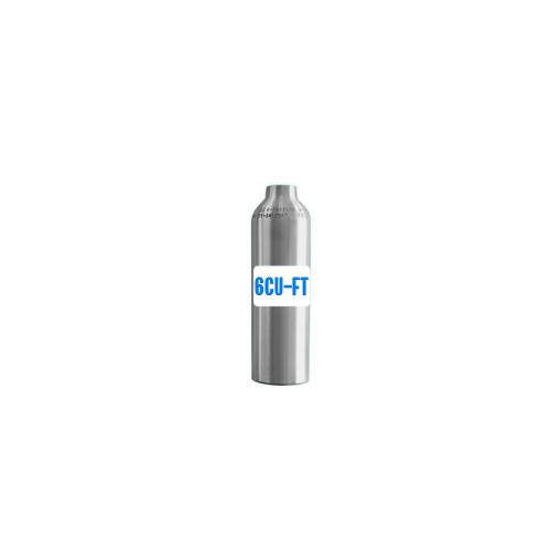 6 Cu-ft aluminium Bailout Cylinder