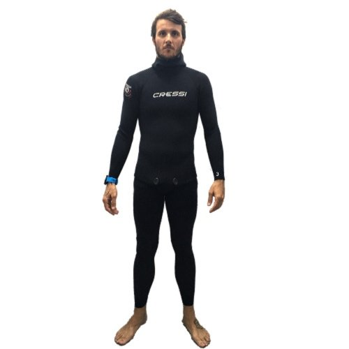 Cressi 2mm SuperStretch Wetsuit Two Piece Apnea Spearfishing Scubadiving Freediving Commercial Diving Gear Australia Cairns Diversworld