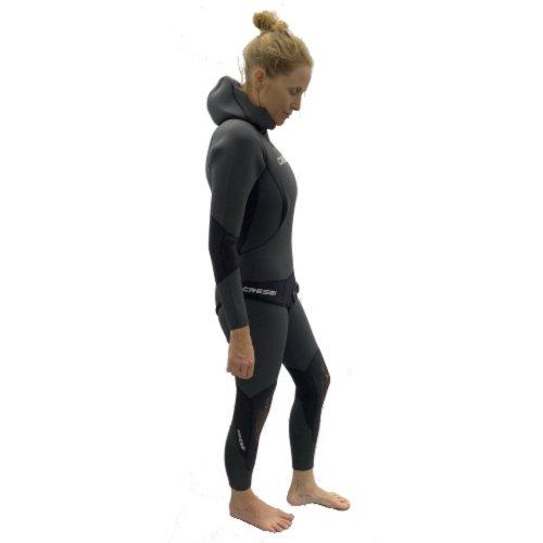 Cressi Apnea Lady 3.5mm Wetsuit Side
