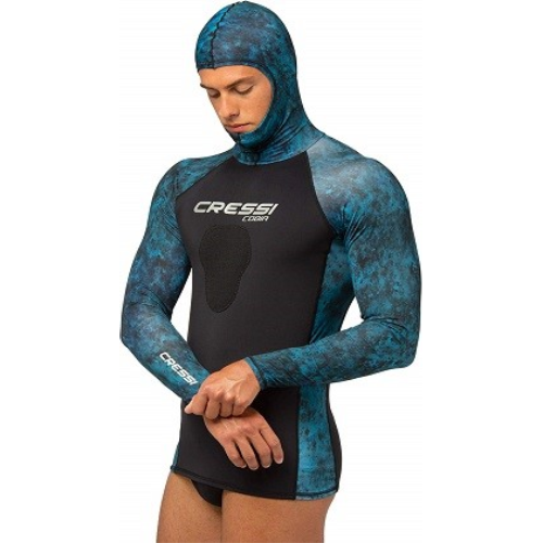 Cressi Cobia Lycra Hooded Top