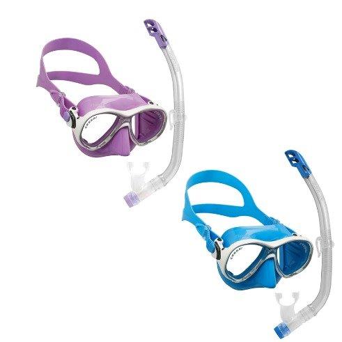 Cressi Marea Junior Set Mask and Snorkel