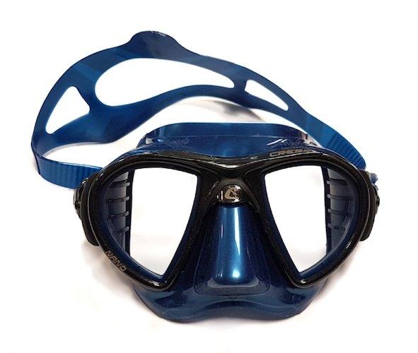 Cressi Nano Nery Blue Mask