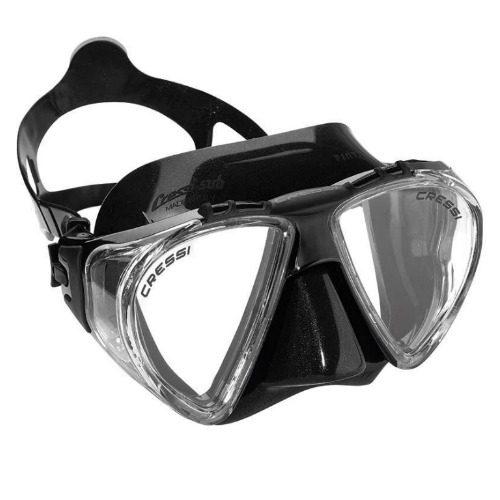 Cressi Penta Mask Black