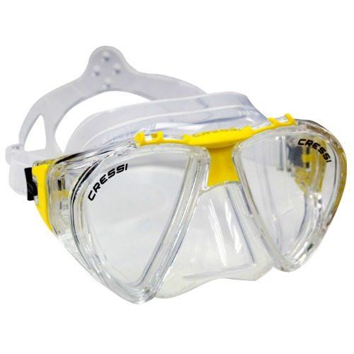 Cressi Penta Mask Yellow