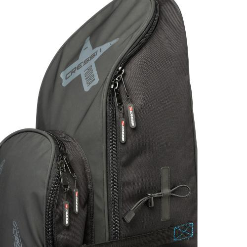 Cressi Piovra Fin Backpack Detail