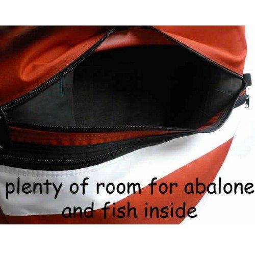 Freediving Float abalone-backpack