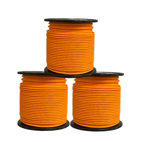 DiversWorld Orange Dyneema Reel Line