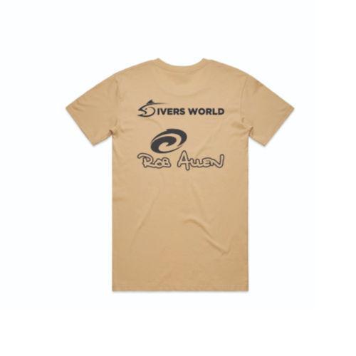 Diversworld Rob Allen T-Shirt