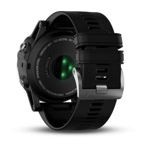 Garmin Descent Mk1 Spearfishing Spot Marking Dive Computer Watch