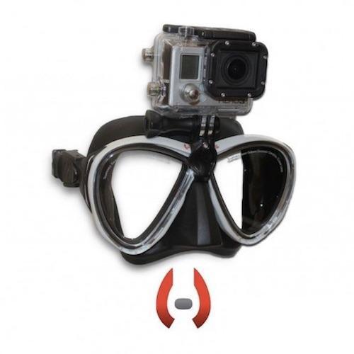 Hollis M3 Mask w GoPro Mount
