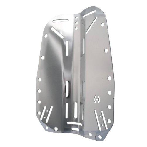 Hollis Stainless Steel Backplate Tec Diving Gear Australia