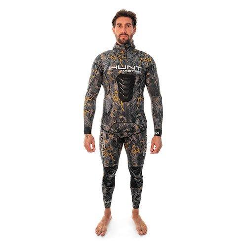 Huntmaster Huntsman Camouflage Wetsuit Blaze Stone Rock Spearfishing Gear Australia Diversworld Cairns
