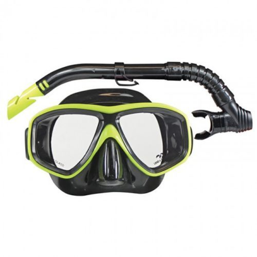 Land & Sea Clearwater Mask Snorkel Set