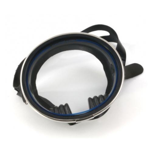 Land and Sea Bali rubber single lens mask