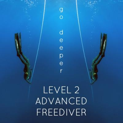 Advanced Freediving Course Level 2 at Lake Eacham