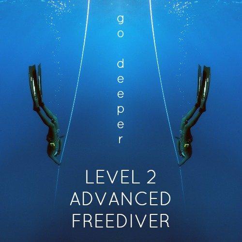 Advanced Freediving Course Level 2 at Lake Eacham