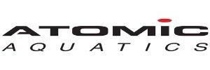 Logo Atomic Aquatics Scuba Diving Gear Australia Diversworld Cairns
