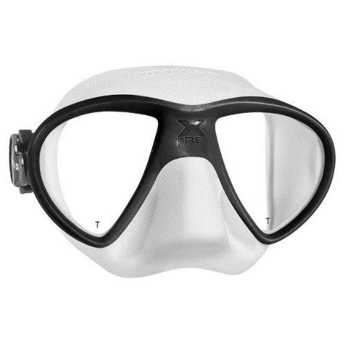 Mares X-Free White Mask