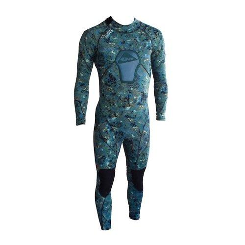 Ocean Hunter Chameleon Core 3 Camo Wetsuit Spearfishing Diversworld Cairns Spearfishing Gear Australia