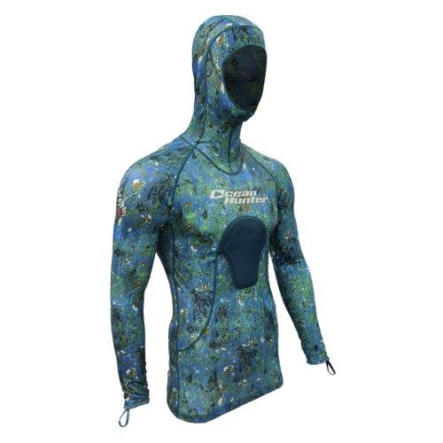 Ocean Hunter Chameleon Skin Top
