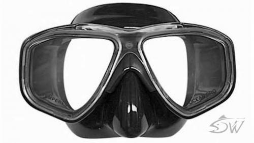 Ocean Pro Eclipse Mask Black