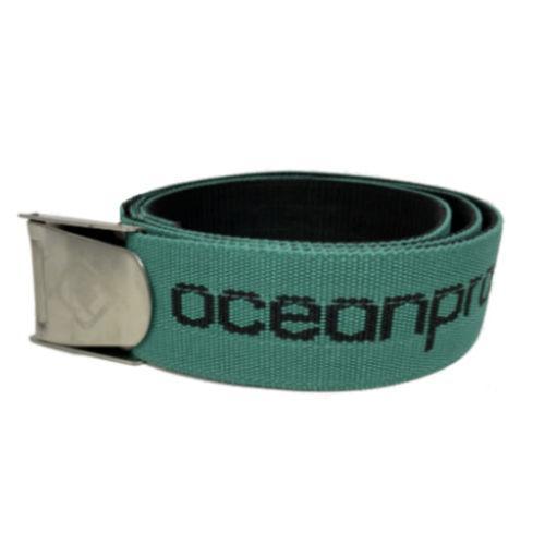 Ocean Pro Nylon Weight Belt Teal