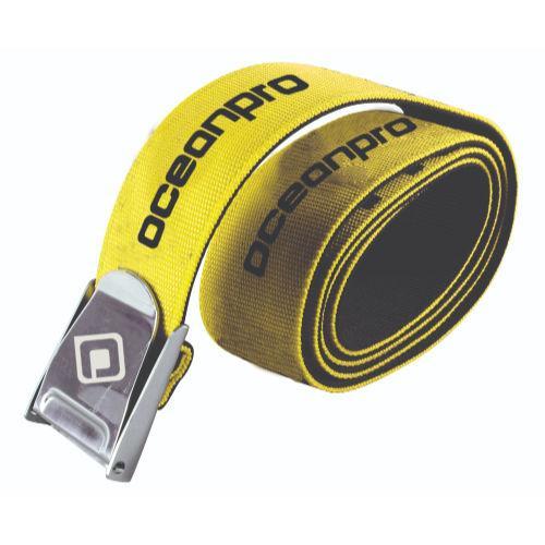 Ocean Pro Nylon Weight Belt Yellow