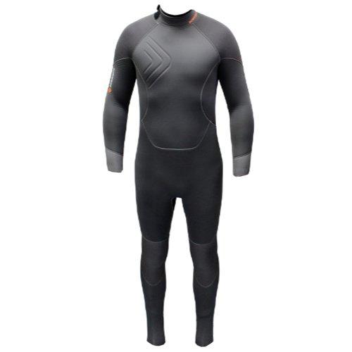 OceanPro Rebel 5 Wetsuit Men Front Spearfishing Scubadiving Freediving Commercial Diving Gear Australia Cairns Diversworld