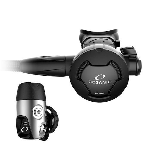 Oceanic Alpha 10 CDX regulator