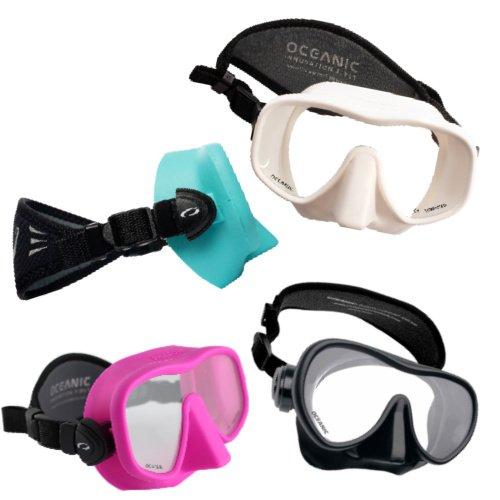 Oceanic Shadow Mask Mini White Black Pink Sea Blue