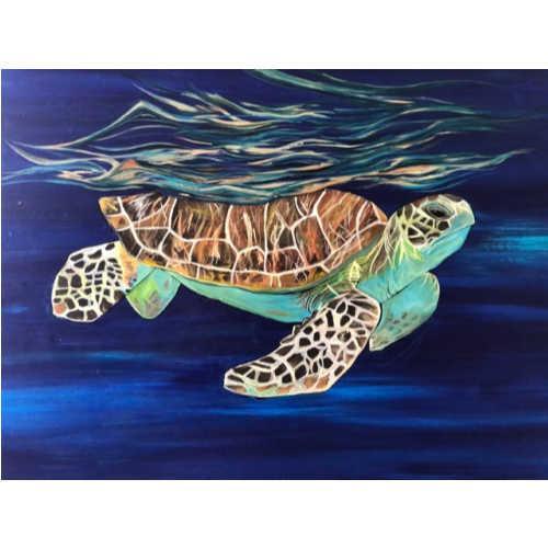 Sarong Turtle