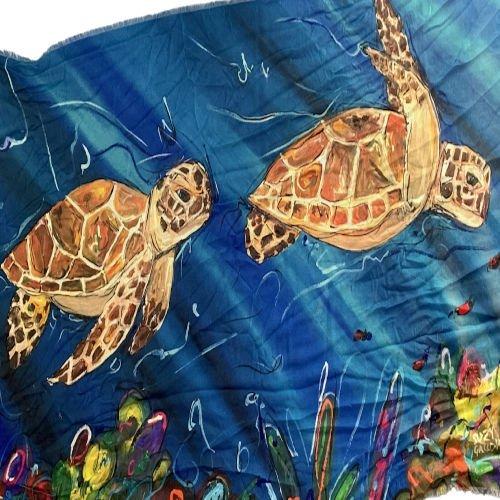Sarongs by Suzy Galloway