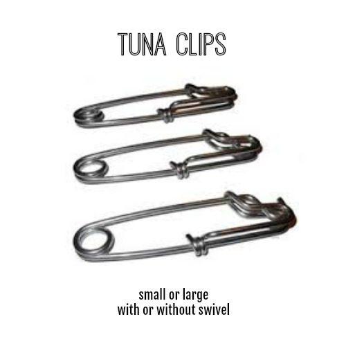 Tuna Clips
