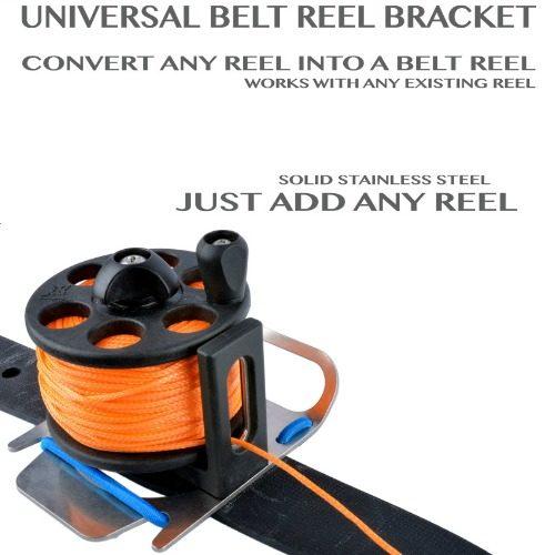 Universal Belt Reel Plate Neptonics