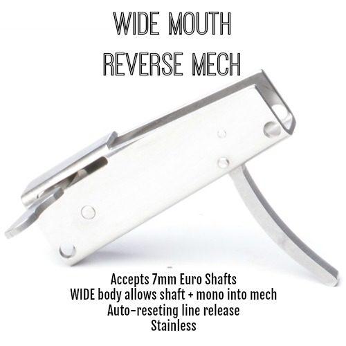 Wide Body Reverse Mech