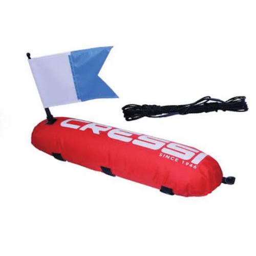 Cressi 17.5L inflatable float
