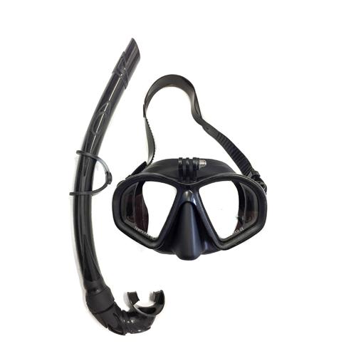 Diversworld Deep Impact/Flow Mask Snorkel Set