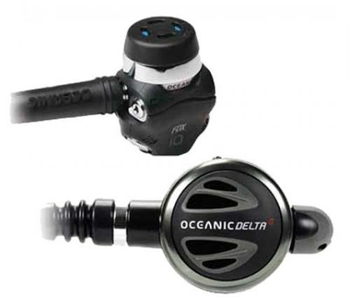 Oceanic Delta 4 Regulator - Hookah
