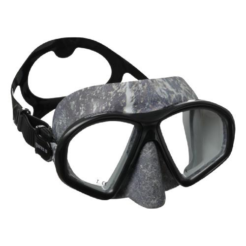 mares sealhouette camo mask